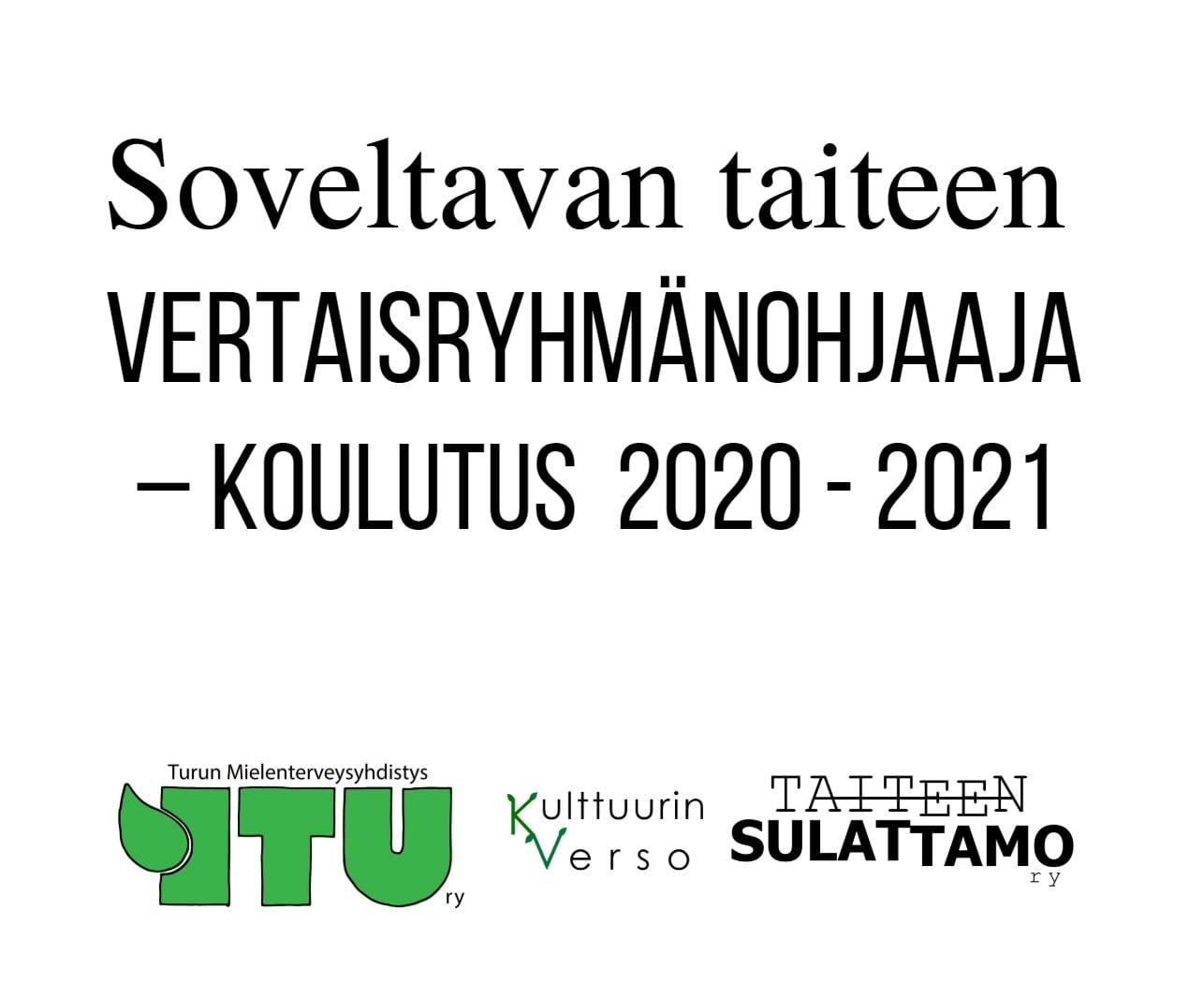Soveltavan taiteen vertaisryhmäohjaaja-koulutus 2020-2021